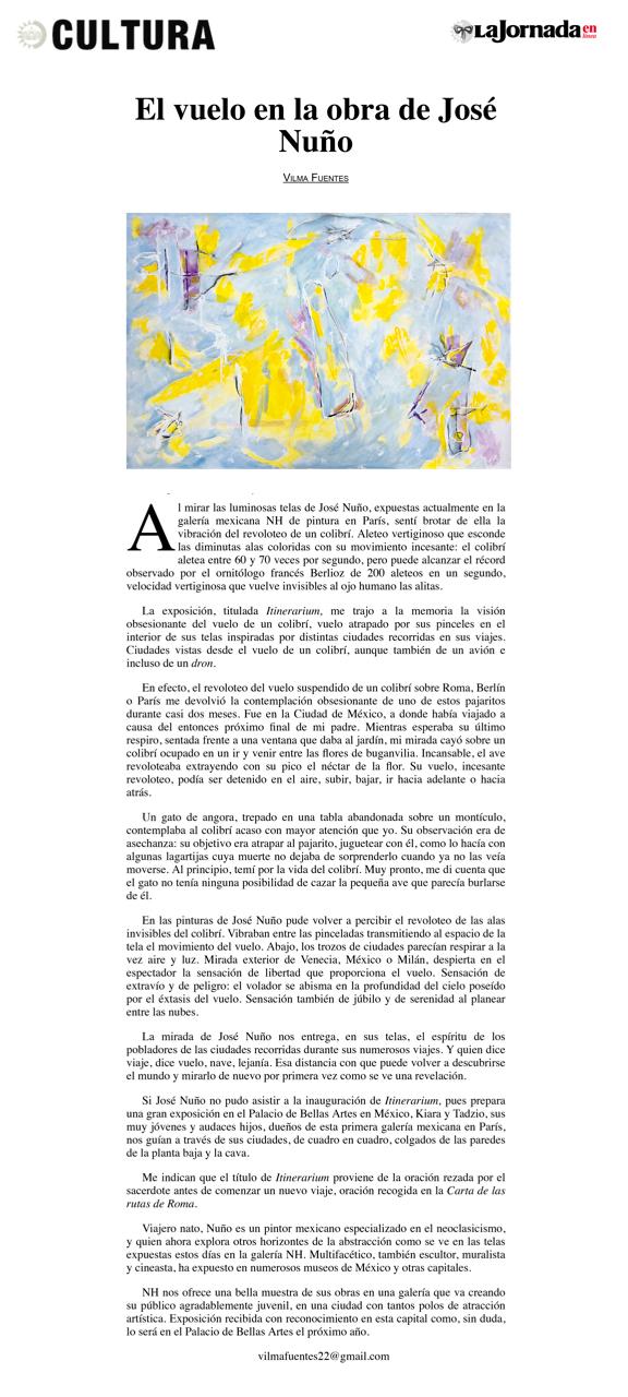 Jose nuño articulo